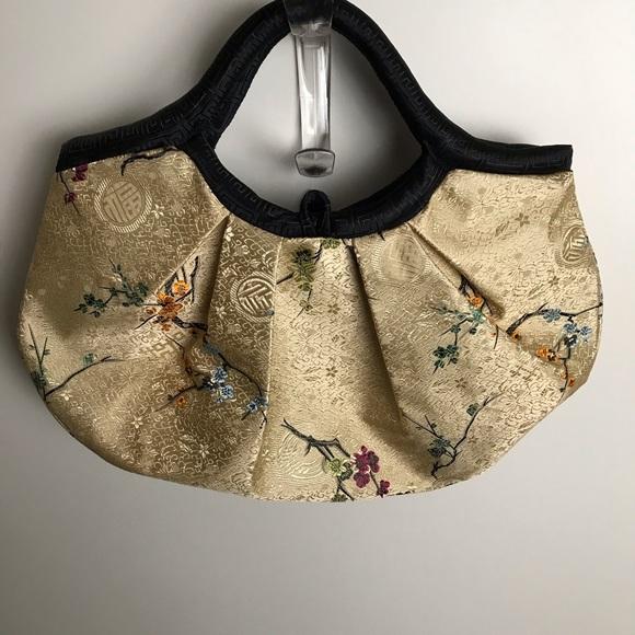 no name Handbags - Asian inspired silk bag